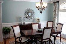 House Plan Design - Ranch Interior - Dining Room Plan #929-745