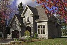 Dream House Plan - European Photo Plan #23-360