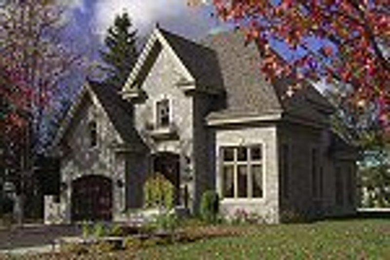 European Photo Plan #23-360 - Houseplans.com