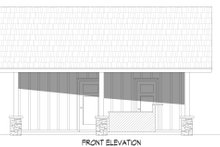 House Plan Design - Country Exterior - Front Elevation Plan #932-287