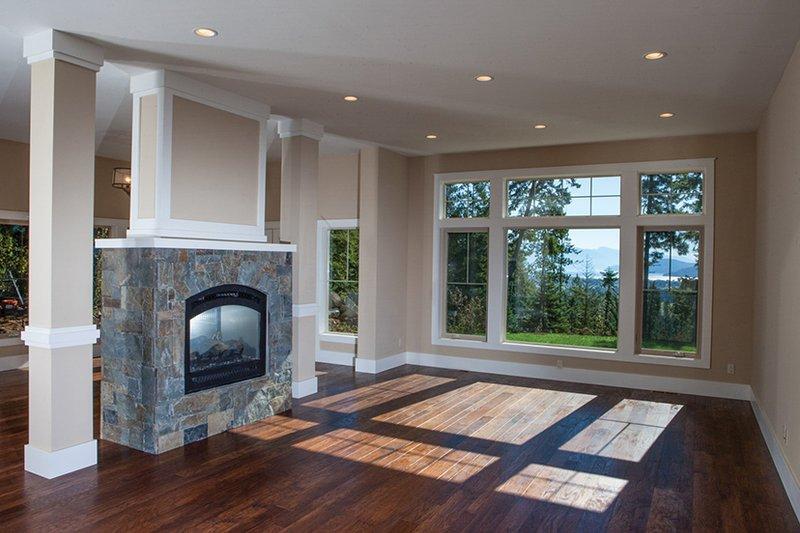 Craftsman Interior - Dining Room Plan #928-280 - Houseplans.com