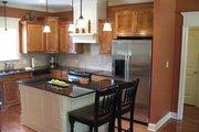 Craftsman Style House Plan - 3 Beds 2 Baths 1637 Sq/Ft Plan #21-353 Interior - Kitchen