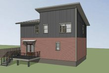 Architectural House Design - Modern Exterior - Other Elevation Plan #79-298