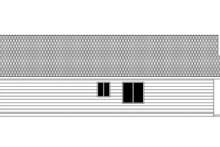 House Plan Design - Ranch Exterior - Other Elevation Plan #943-46
