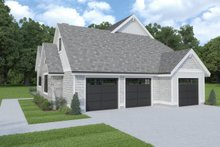 Architectural House Design - Cottage Exterior - Other Elevation Plan #1070-107
