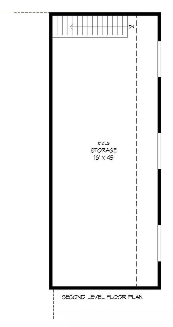 Dream House Plan - Country Floor Plan - Upper Floor Plan #932-161