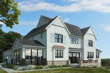 Farmhouse Exterior - Front Elevation Plan #928-324