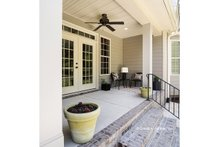 Home Plan - Country Exterior - Outdoor Living Plan #929-610