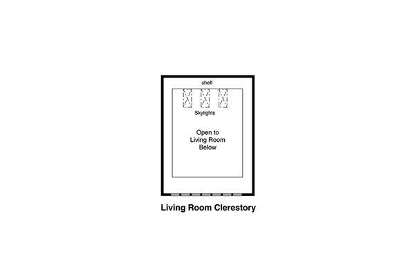 Dream House Plan - Prairie Floor Plan - Other Floor Plan #124-1159