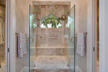 Country Interior - Master Bathroom Plan #1017-157