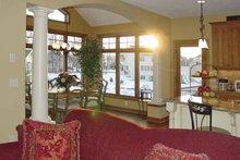 Dream House Plan - Craftsman Interior - Dining Room Plan #320-997