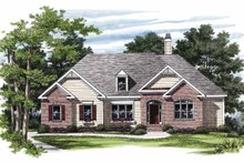 House Plan Design - Ranch Exterior - Front Elevation Plan #927-823