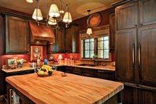 Home Plan - Cabin Interior - Kitchen Plan #942-25