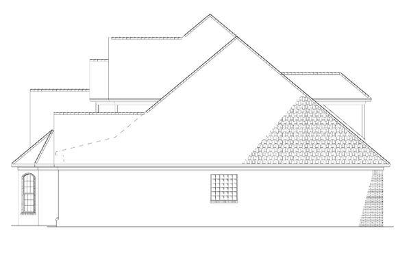 House Plan Design - Traditional Floor Plan - Other Floor Plan #17-2802
