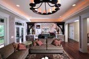 Craftsman Style House Plan - 4 Beds 3.5 Baths 4968 Sq/Ft Plan #928-32 Interior - Other