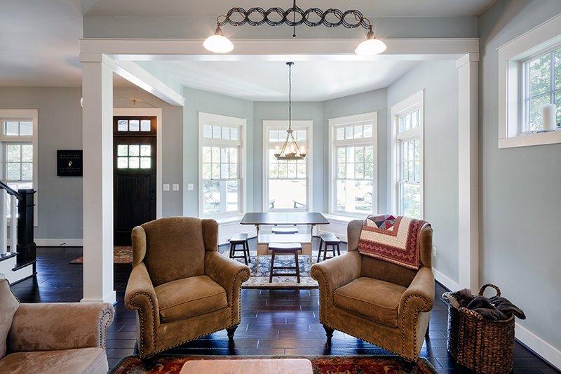 Traditional Interior - Family Room Plan #928-299 - Houseplans.com