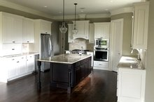 House Plan Design - Ranch Interior - Kitchen Plan #437-71