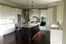 Architectural House Design - Ranch Interior - Kitchen Plan #437-71