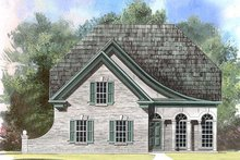 Home Plan - European Exterior - Front Elevation Plan #119-278