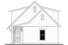 Farmhouse Exterior - Other Elevation Plan #430-236
