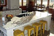European Style House Plan - 5 Beds 4 Baths 4942 Sq/Ft Plan #1070-6 Interior - Kitchen