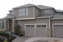 Contemporary Exterior - Front Elevation Plan #951-10