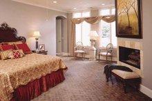 European Interior - Master Bedroom Plan #952-208