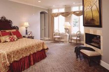 Home Plan - European Interior - Master Bedroom Plan #952-208