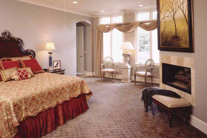 European Interior - Master Bedroom Plan #952-208 - Houseplans.com