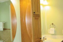 Architectural House Design - Craftsman Interior - Master Bathroom Plan #939-1