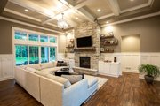 Farmhouse Style House Plan - 4 Beds 4.5 Baths 2886 Sq/Ft Plan #51-1132 Interior - Other