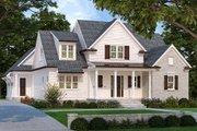 Farmhouse Style House Plan - 4 Beds 2.5 Baths 2564 Sq/Ft Plan #927-995