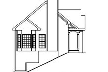 House Plan Design - Country Exterior - Other Elevation Plan #927-149