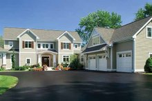 Architectural House Design - Craftsman Exterior - Front Elevation Plan #928-188