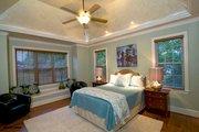 European Style House Plan - 5 Beds 4 Baths 3162 Sq/Ft Plan #929-870