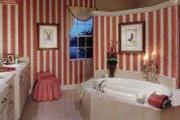 Mediterranean Style House Plan - 3 Beds 3 Baths 2885 Sq/Ft Plan #930-326 Interior - Bathroom