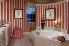 Architectural House Design - Mediterranean Interior - Bathroom Plan #930-326