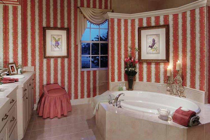 Mediterranean Interior - Bathroom Plan #930-326 - Houseplans.com