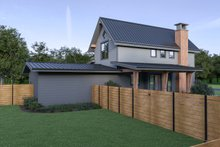 Home Plan - Contemporary Exterior - Other Elevation Plan #1070-80