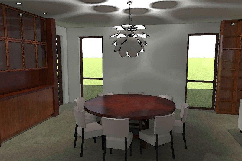 Modern Interior - Other Plan #64-236 - Houseplans.com