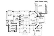 Ranch Style House Plan - 3 Beds 2 Baths 2454 Sq/Ft Plan #930-244 Floor Plan - Main Floor Plan