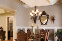 Architectural House Design - Traditional Interior - Dining Room Plan #929-778