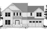 Craftsman Style House Plan - 3 Beds 2.5 Baths 2211 Sq/Ft Plan #53-483