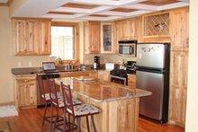 Craftsman Interior - Kitchen Plan #981-17