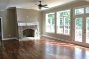Farmhouse Style House Plan - 4 Beds 3.5 Baths 2529 Sq/Ft Plan #437-78 Interior - Family Room