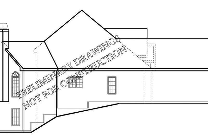 Mediterranean Exterior - Other Elevation Plan #927-681 - Houseplans.com