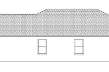 Architectural House Design - Adobe / Southwestern Exterior - Other Elevation Plan #1058-95