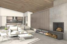 Modern Interior - Other Plan #497-37