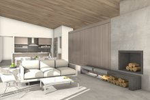 Home Plan - Modern Interior - Other Plan #497-37