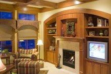 Dream House Plan - Traditional Photo Plan #56-595